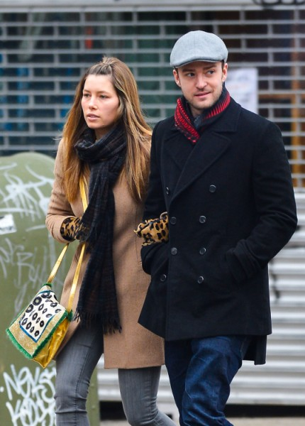 Jessica Biel Spending All Justin Timberlake's Money To Try To Fit In With His Friends 0321