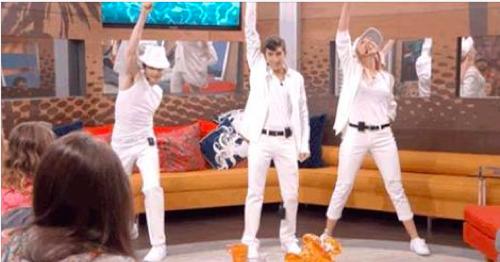 Big Brother 17 Recap PoV and Final Nominations - Audrey Off Her Rocker: BB17 Episode 13