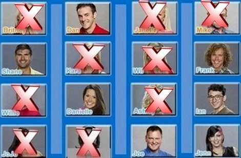 Big Brother 14 Week 8 Episode 25 'Double Eviction' Recap 9/6/12