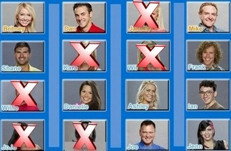 Big Brother 14 Week 6 Episode 19 'Live Eviction' Recap 8/23/12