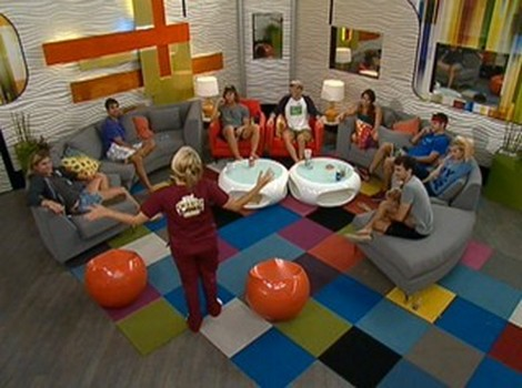Big Brother 14 Week 5 Episode 14 Week 5 'Nomination Show' Recap 8/12/12