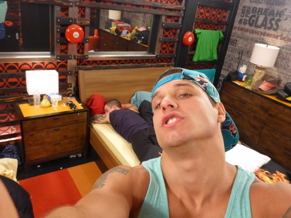Big Brother 16 Recap Sunday Head of Household and Nominations: Caleb Wins HoH, Nicole, Christine Nominated Week 10 Episode 30