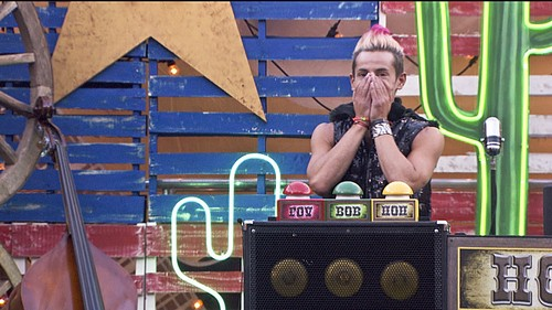 """Big Brother 16 LIVE Recap: Week 5 Episode 16 """"Power of Veto"""" - Amber Replaces Victoria as Nominee"""