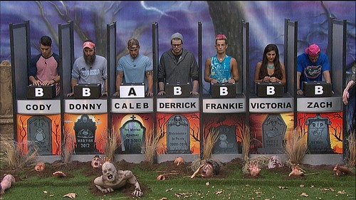 Big Brother 16 Power of Veto Competition Recap Week 8 Episode 25 8/19/14