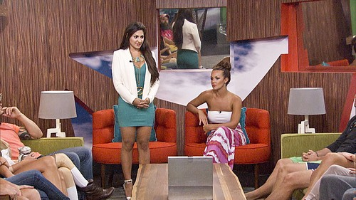 """Big Brother 16 Recap 7/27/14: Episode 15 """"Nominations and Battle Of The Block"""" #BB16"""