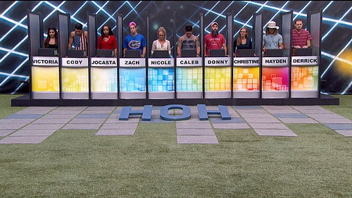 """Big Brother 16 Recap With POV Ceremony Spoilers: Episode 18 """"Nominations and Battle Of The Block"""""""