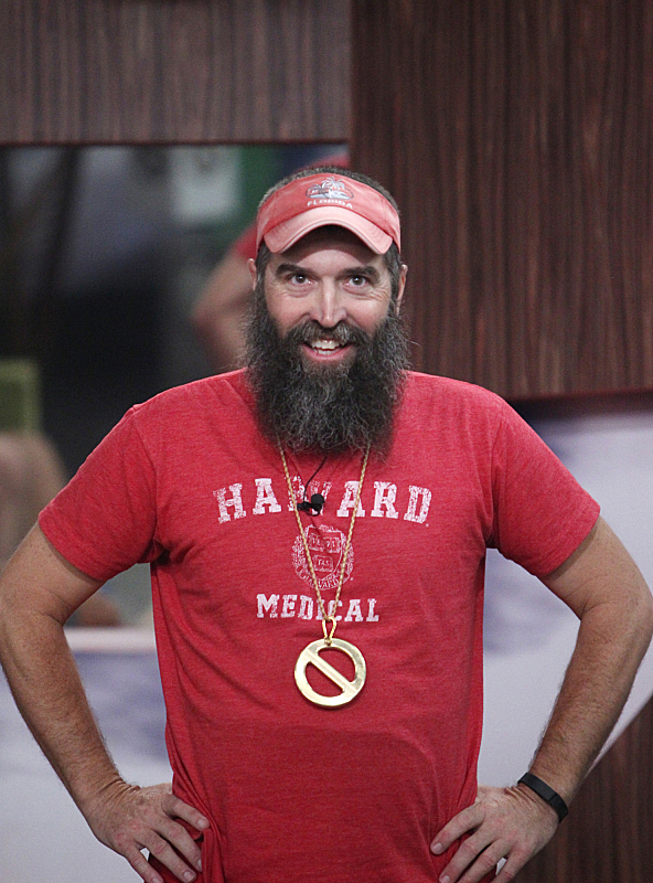 Big Brother 16 Week 8 Spoilers: Frankie POV and HOH - Donny and Christine Safe - Who Will Frankie Backdoor?