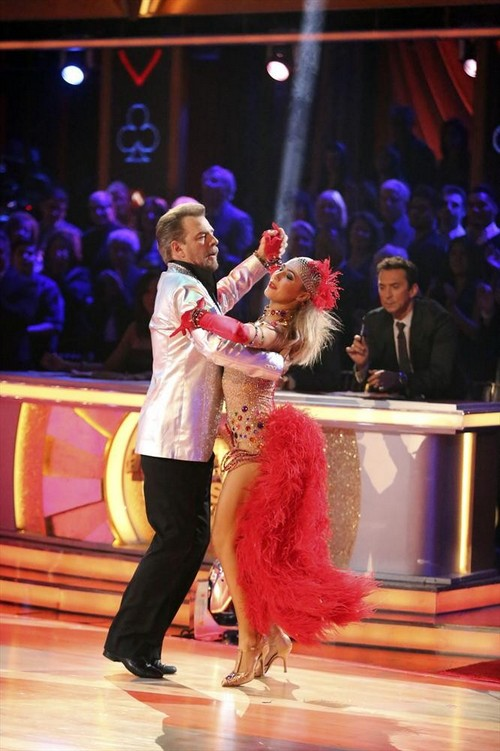 Bill Engvall Dancing With the Stars Disco Video 11/4/13