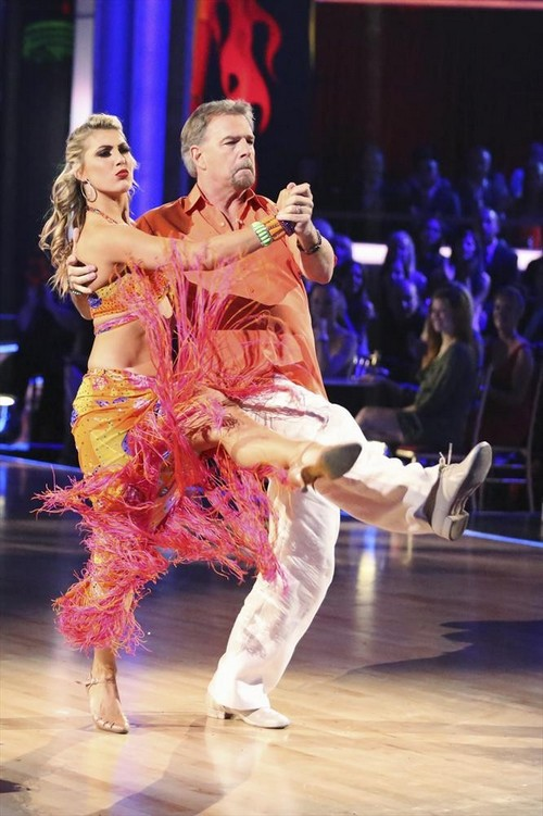 Bill Engvall Dancing With the Stars Quickstep Video 10/28/13
