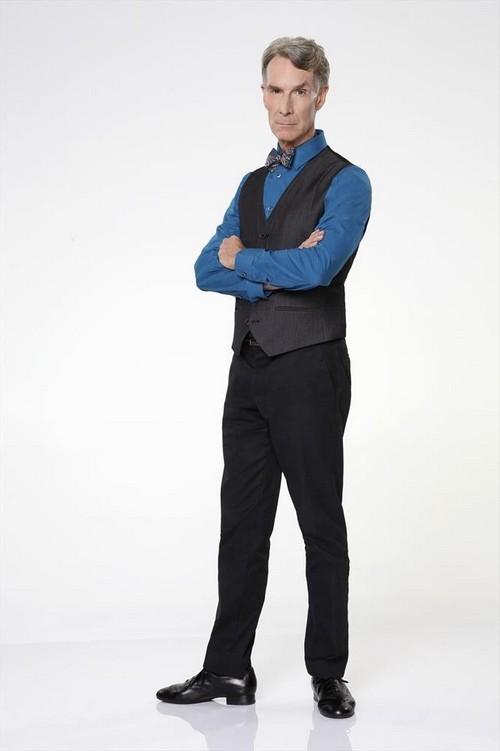 Dancing With the Stars Season 17 Cast: Meet Bill Nye