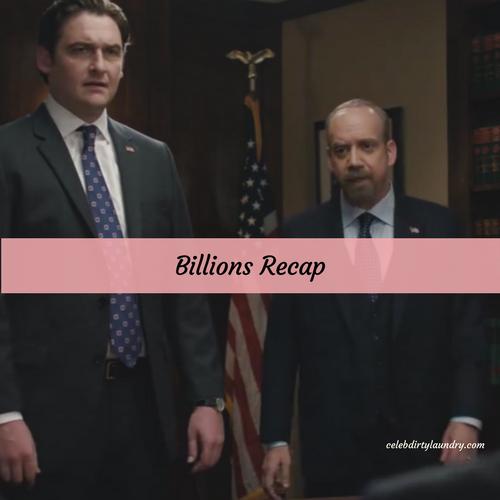 """Billions Recap 3/26/17: Season 2 Episode 6 """"Indian Four"""""""