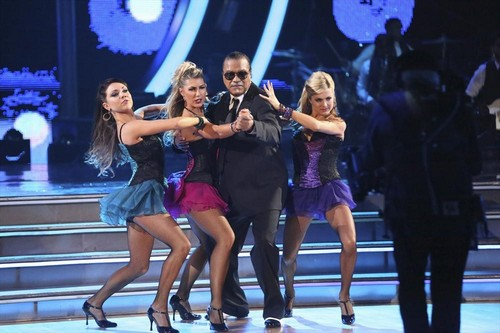 Billy Dee Williams Dancing With the Stars Waltz Video 3/31/14 #DWTS