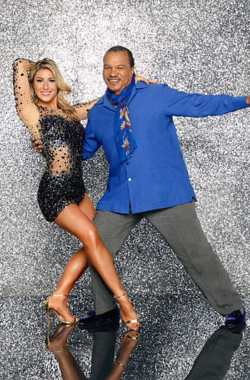 Billy Dee Williams With the Stars Cha Cha Cha Video 3/17/14 #DWTS