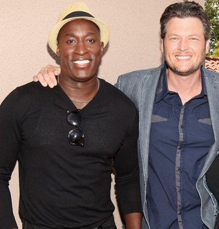 Jermaine Paul & Blake Shelton The Voice 'Song Name' Performance Video 5/7/12