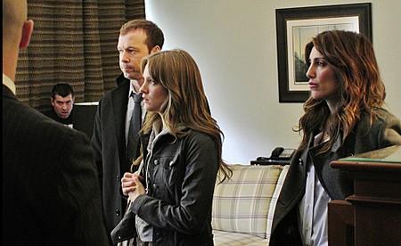Blue Bloods Season 2 Episode 20 'Working Girls' Recap 4/27/12