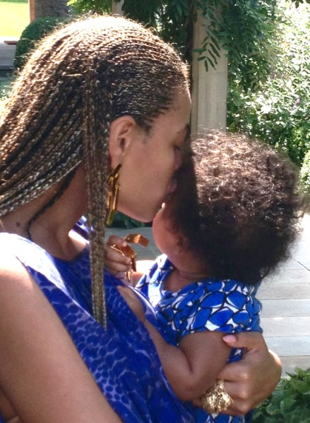 Beyonce Spent How Much On A Diamond Encrusted Barbie For Blue Ivy Carter? 0113