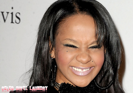 Whitney Houston's Daughter, Bobbi Kristina, Was Allegedly Found 'Getting High' After The Funeral