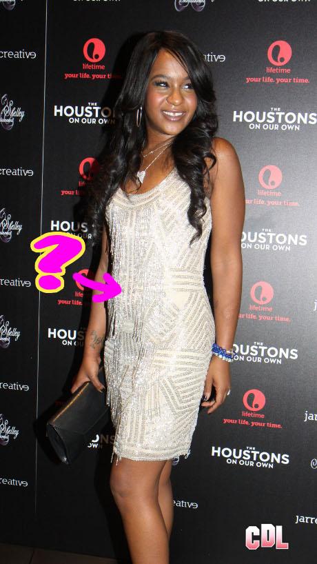 Whitney Houston's Daughter Bobbi Kristina Brown Pregnant?