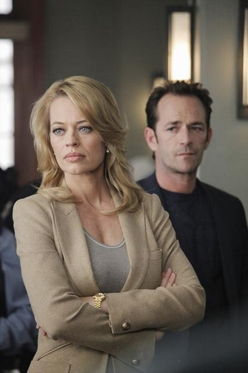 JERI RYAN, LUKE PERRY