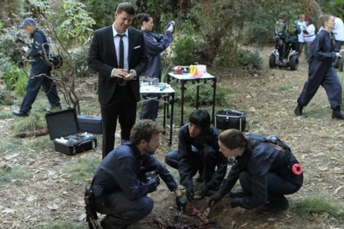 "Bones Season RECAP 01/28/13: Season 8 Episode 13 ""The Twist in the Plot"""