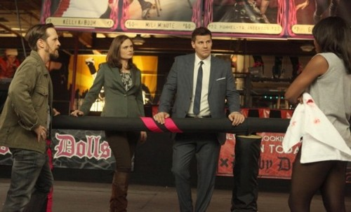 "Bones RECAP 02/04/13: Season 8 Episode 14 ""The Doll in the Derby"""