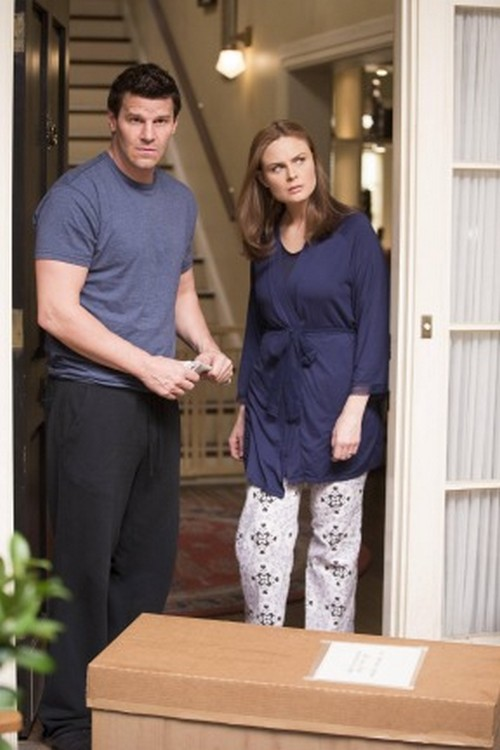 "Bones RECAP 1/10/14: Season 9 Episode 12 ""The Ghost in the Killer"""
