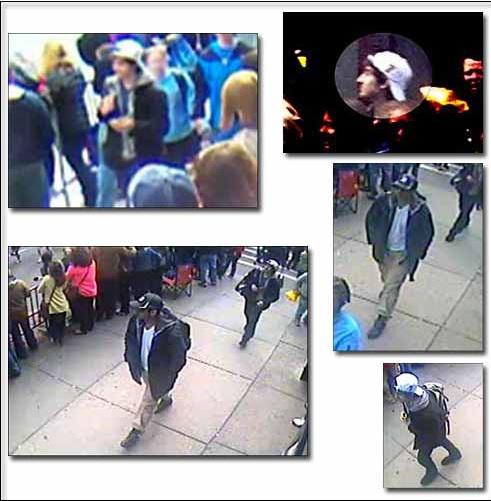 FBI PHOTOS of Boston Bombing Suspects HERE - FBI Identifies Terrorists (VIDEO)