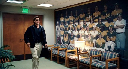 Review of Brad Pitt's New Movie Moneyball