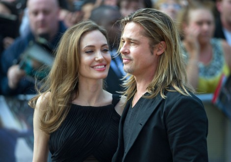Brad Pitt Cheated With Angelina Jolie While Still Married To Jennifer Aniston - Finally Proof! 0619