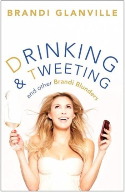 Brandi Glanville's New Book Cover Released, Was All Her Recent Drama Just Publicity? 1218