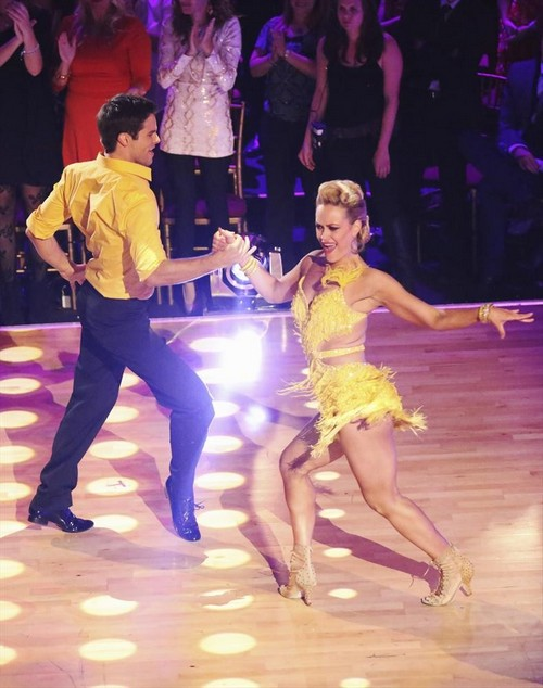 Brant Daugherty Dancing With the Stars Jive Video 10/28/13