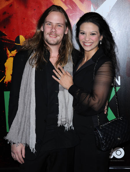 Nick Nolte's Son Brawley Nolte Marries Navi Rawat