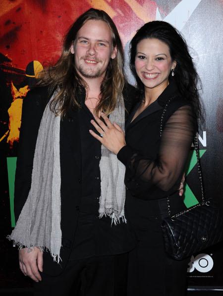 Nick Nolte's Son Brawley Nolte Marries Navi Rawat