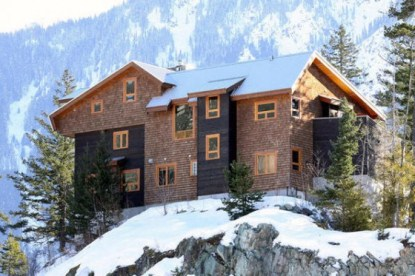 Breaking Dawn: Pemberton Valley Lodge