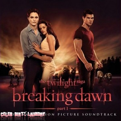 Check Out The Breaking Dawn's Soundtrack!