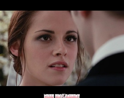 Filming Bella & Edward's Breaking Dawn Wedding Was Difficult
