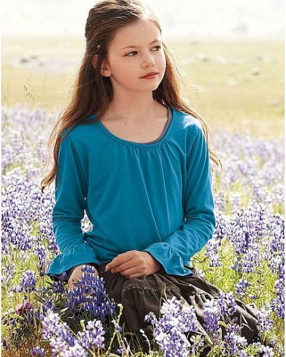 Leaked Renesmee Photo NOT from Breaking Dawn