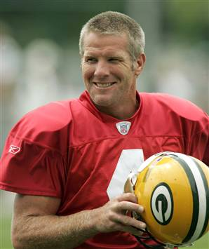 Slap On The Wrist For Brett Favre - NFL Sexist Pigs According To Jenn Sterger