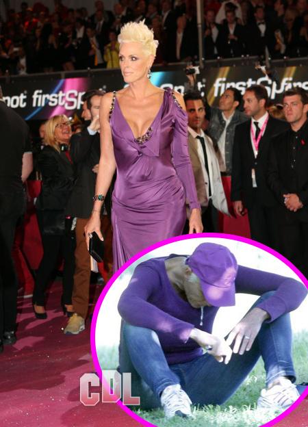 Brigitte Nielsen Speaks Out On Trashy Drunk Photos: 'No Cause for Alarm' (Photos)