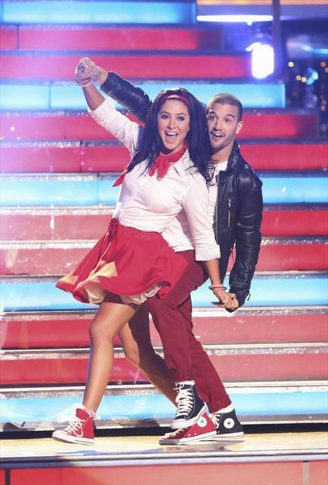 Bristol Palin Eliminated From Dancing With The Stars All-Stars 10/16/12 (Video)