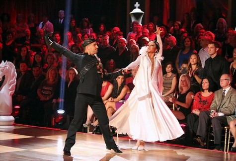 Bristol Palin Dancing With the Stars All-Stars Rock & Roll Performance Video 10/15/12