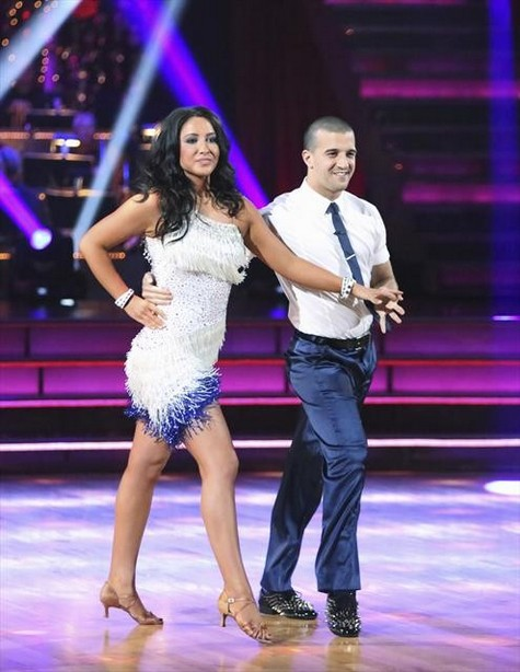 Bristol Palin Dancing With the Stars All-Stars Quickstep Performance Video 10/01/12
