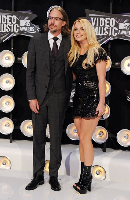 Britney Spears And Jason Trawick Trying For A Baby - Say It Ain't So!