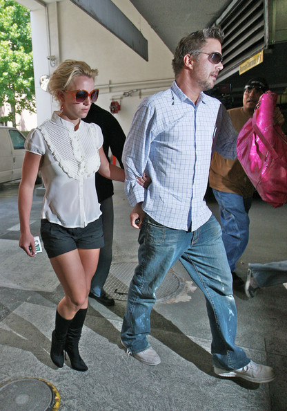 Britney Spears Is Engaged To Jason Trawick