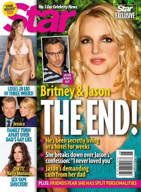 Britney Spears and Jason Trawick Break Up