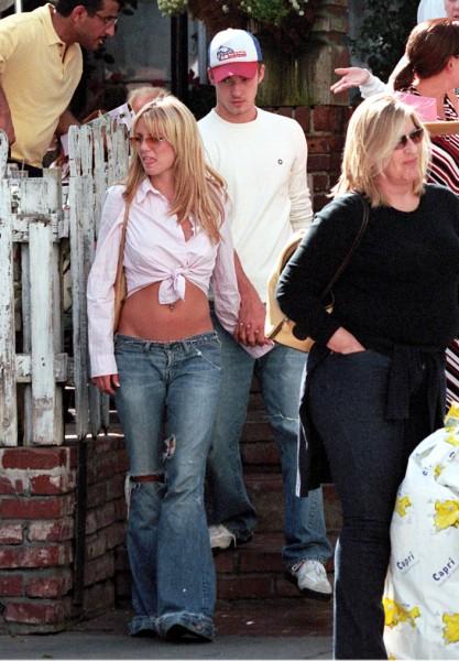 Britney Spears Blames New Groom Justin Timberlake For Downward Shame Spiral 1020