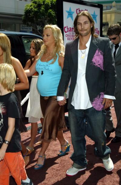 Britney Spears Cheated On Kevin Federline, Sean Preston Federline Isn't His Child! 1226