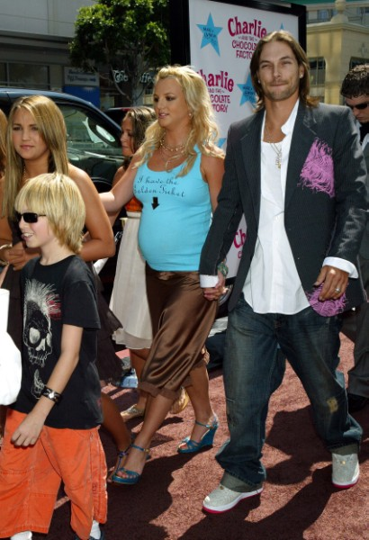Britney Spears Cheated On Kevin Federline, Sean Preston Federline Isn't His Child! 1226