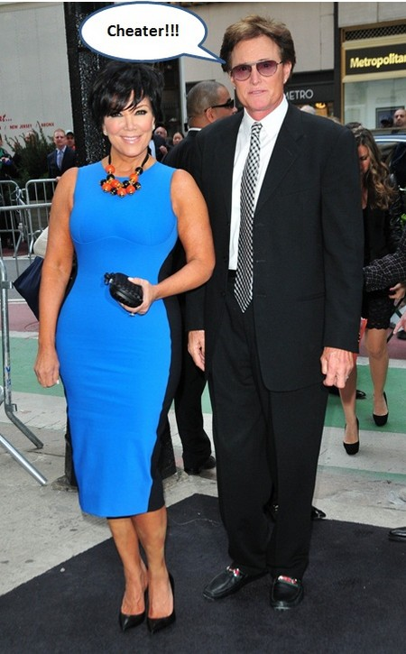 Kris Jenner Cheats On Bruce Jenner As Marriage Collapses