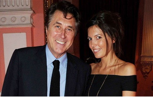 Bryan Ferry and Wife Amanda Shepard Separate After 19 Months of Marriage